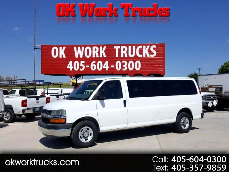 2011 Chevrolet Express 3500 Extended