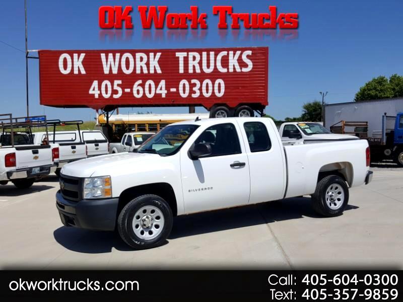2009 Chevrolet Silverado 1500 Work Truck Ext. Cab 2WD