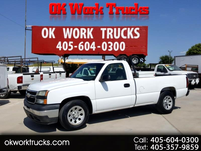 Chevrolet Silverado Classic 1500 Work Truck 2WD 2007