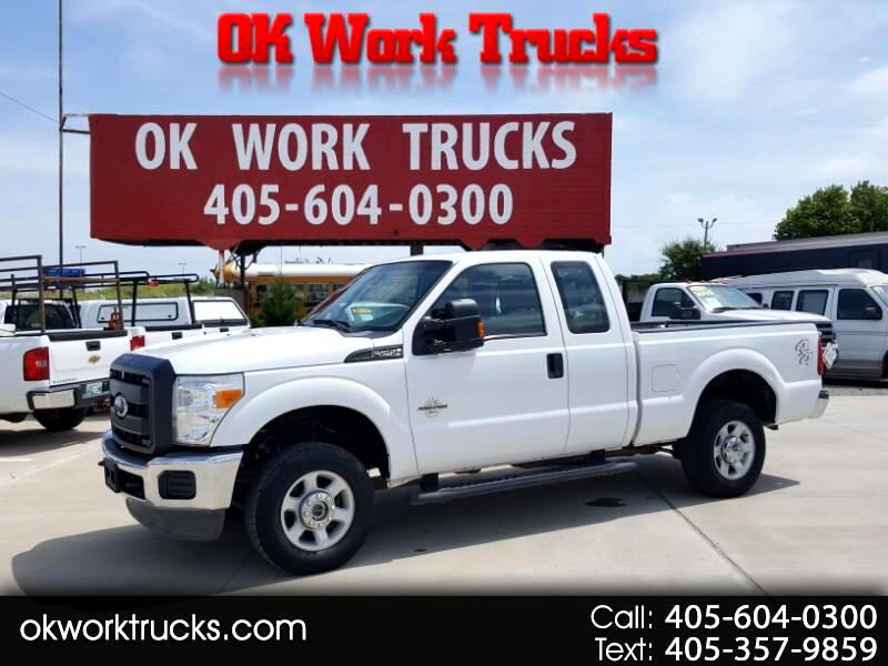 2016 Ford F-250 SD XL SuperCab 4WD