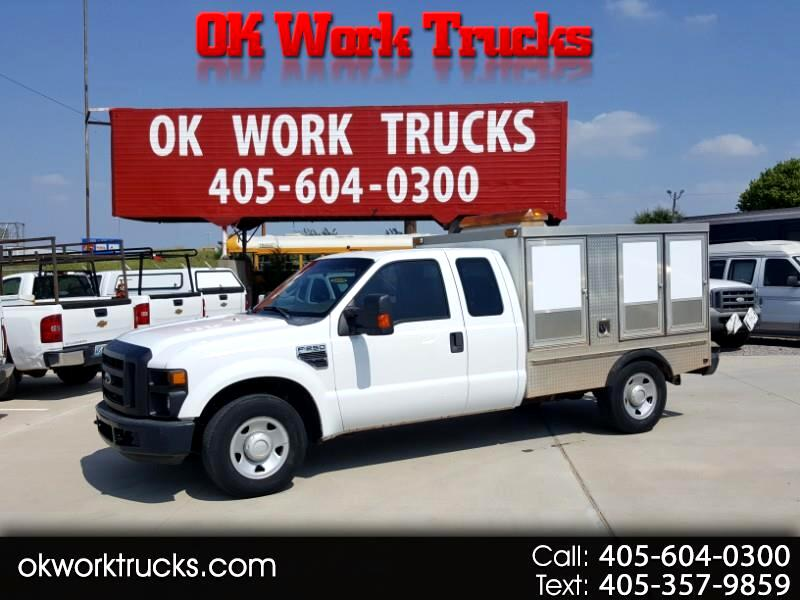 2008 Ford F-250 SD XL SuperCab 2WD