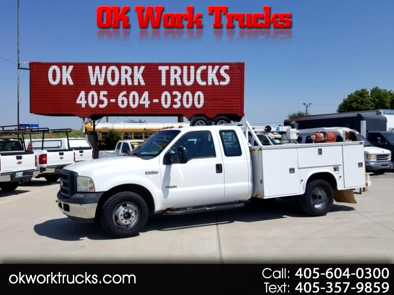 2007 Ford F-350 SD XL SuperCab 2WD