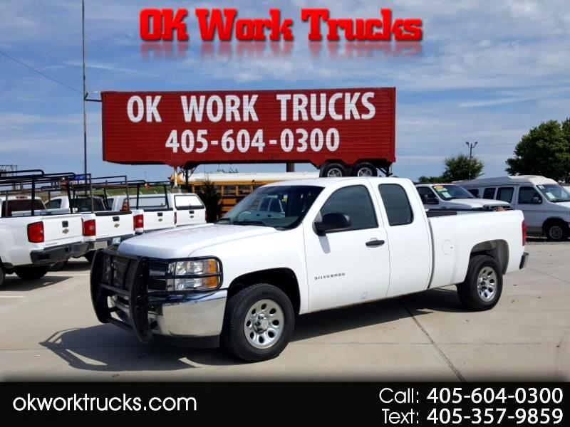 Chevrolet Silverado 1500 Work Truck Ext. Cab 2WD 2012
