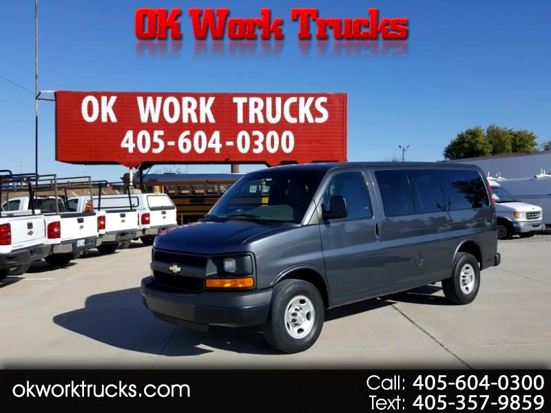 2015 Chevrolet Express LS 2500