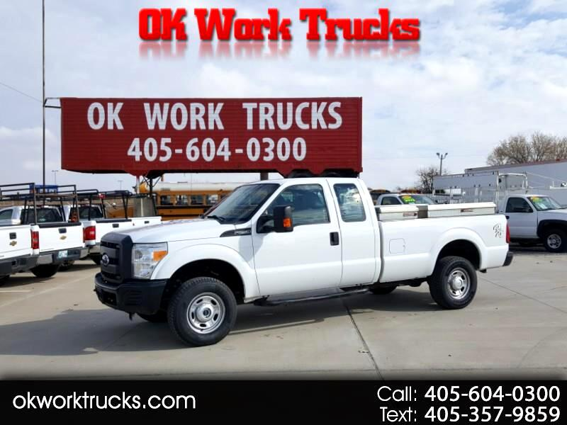 Ford F-250 SD XL SuperCab 4WD 2016