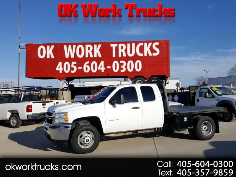 Chevrolet Silverado 3500HD Work Truck Ext. Cab DRW 2WD 2013