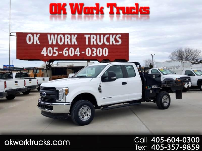 Ford F-250 SD XL SuperCab 4WD 2018