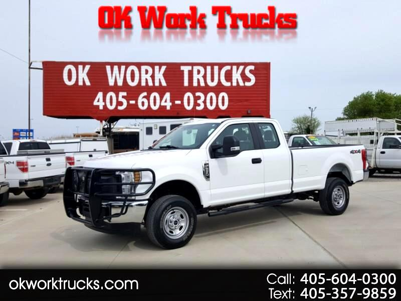 Ford F-250 SD XL SuperCab 4WD 2019