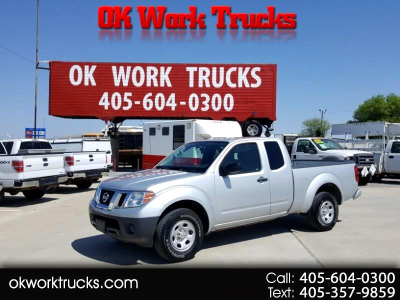 Nissan Frontier S King Cab 2WD 2018