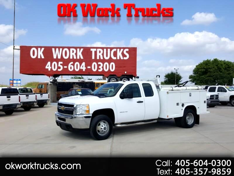 Chevrolet Silverado 3500HD Work Truck Ext. Cab 4WD 2013