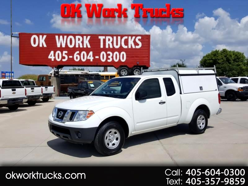 Nissan Frontier S King Cab 2WD 2014