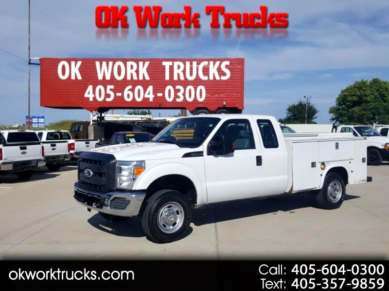 Ford F-250 SD XL SuperCab 4WD 2012