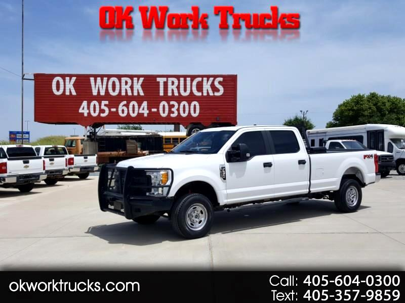Ford F-250 SD XL Crew Cab 4WD 2017