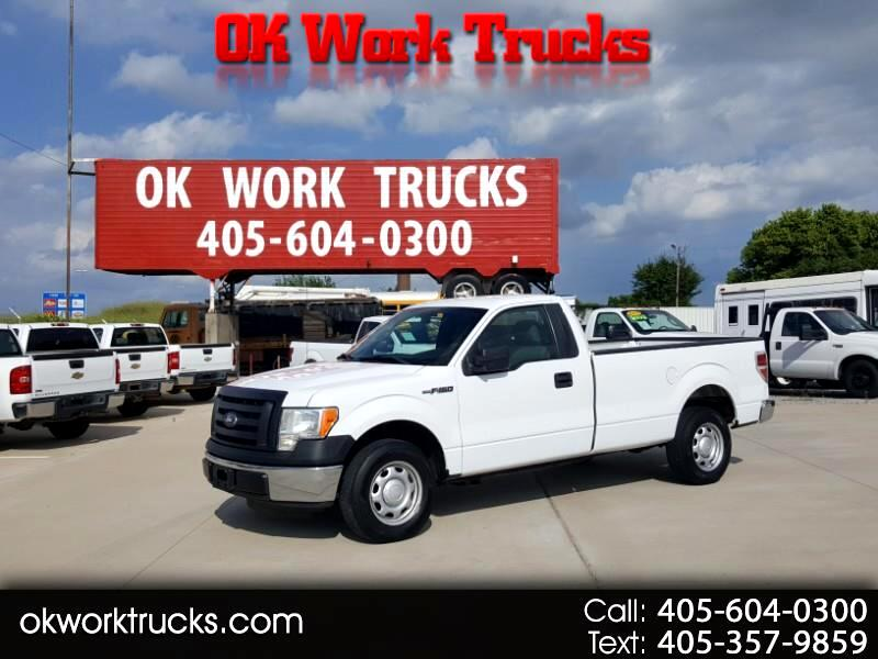 Ford F-150 XL 2WD 2011