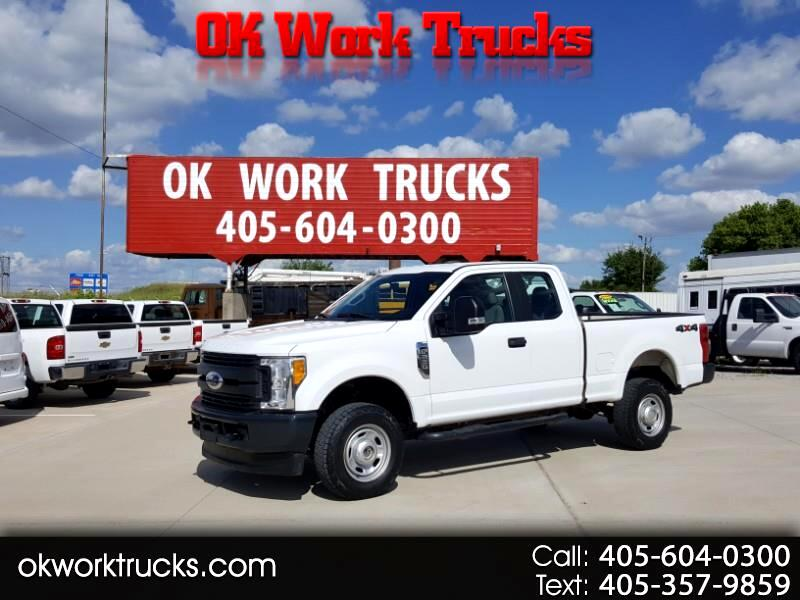 Ford F-250 SD XL SuperCab 4WD 2017