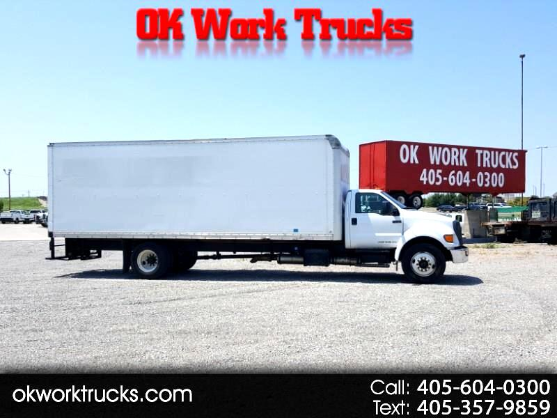 Ford F-750 Regular Cab 2WD DRW 2012