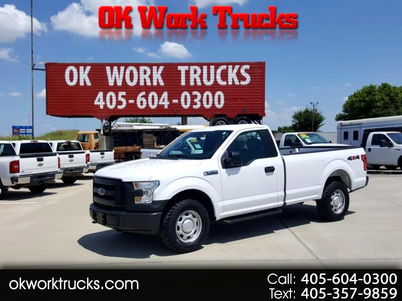 Ford F-150 XL 4WD 2017