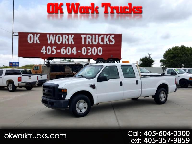 Ford F-250 SD XL Crew Cab 2WD 2008