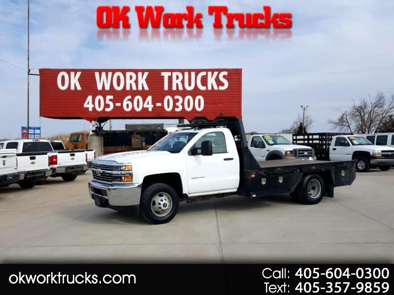 Chevrolet Silverado 3500HD Work Truck Long Box 2WD 2017