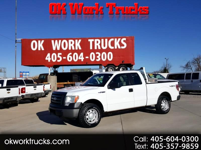 Ford F-150 XL SuperCab 4WD 2010