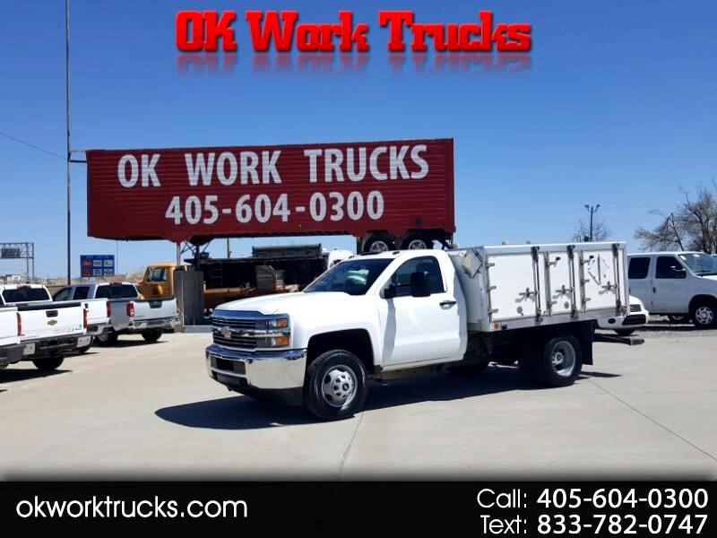 Chevrolet Silverado 3500HD Work Truck Long Box 2WD 2015