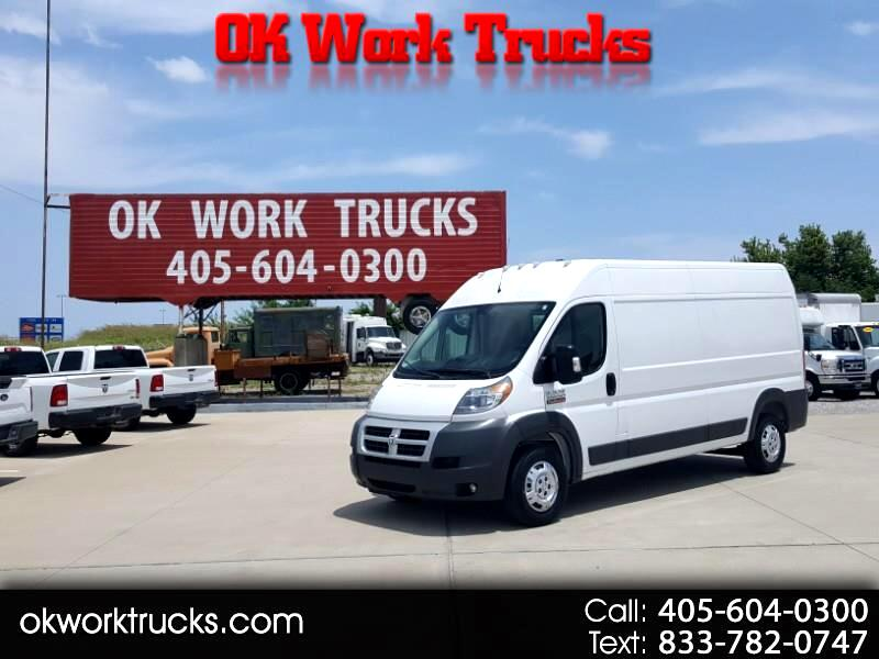 RAM Promaster 3500 High Roof Tradesman 159-in. WB 2014