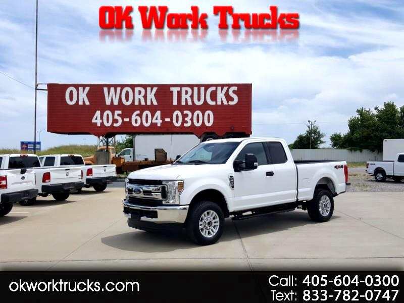 Ford F-250 SD XLT SuperCab 4WD 2019