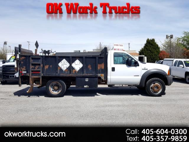 Ford F-550 Regular Cab 4WD DRW 2005