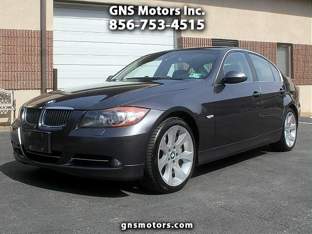 2008 BMW 3-Series 335XI Sport