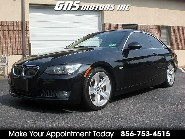 2008 BMW 3-Series 335i Sport Coupe