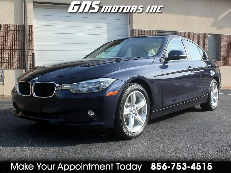2014 BMW 3 Series 4dr Sdn 320i xDrive AWD