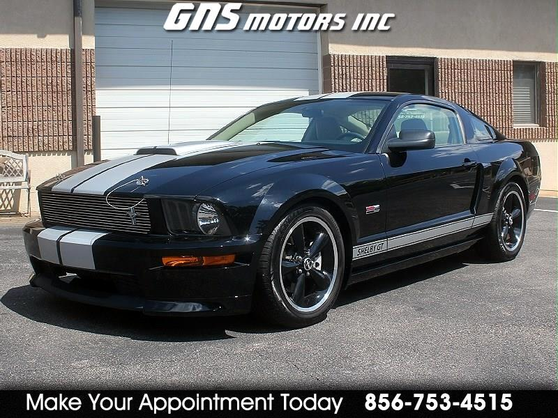 2007 Ford Mustang 2007 Ford Mustang Shelby GT