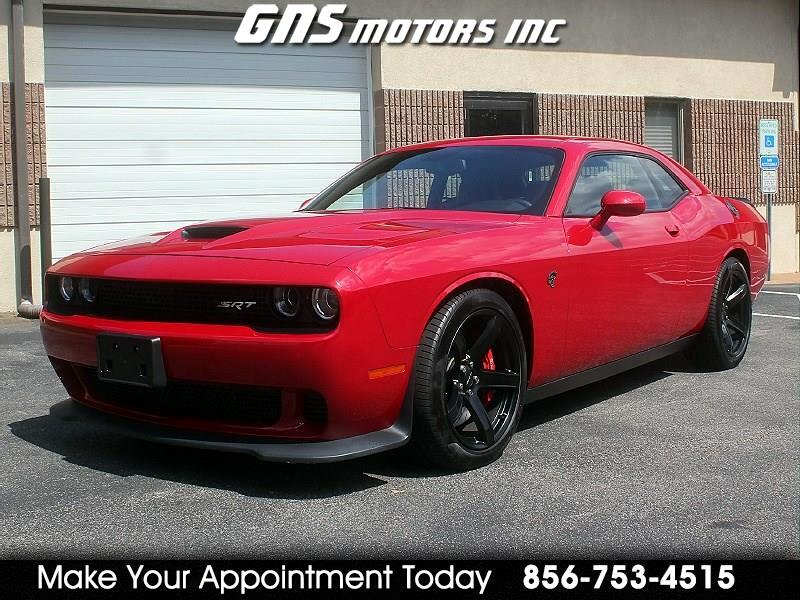 2017 Dodge Challenger SRT HELLCAT 6 SPEED MANUAL