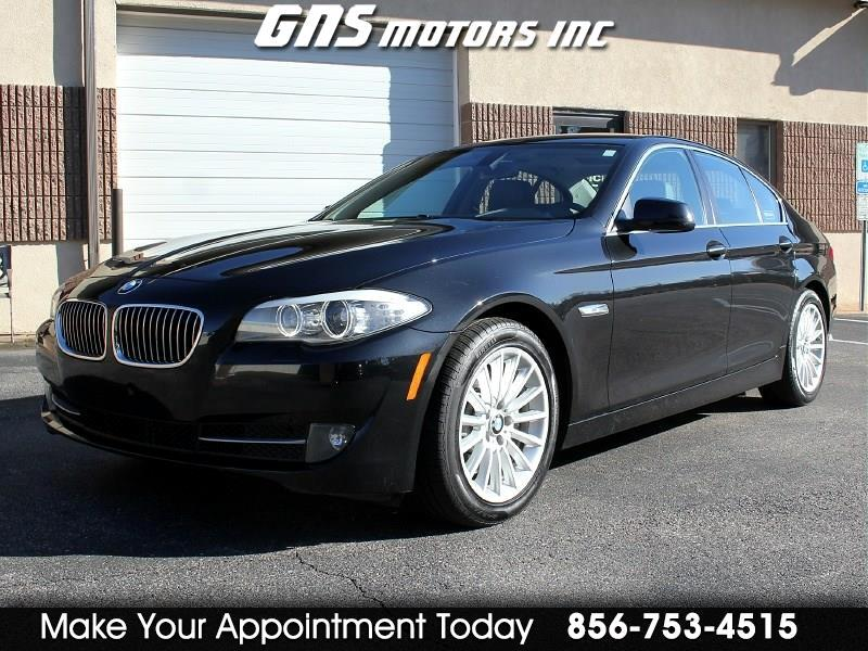 BMW 5 Series 4dr Sdn 535i xDrive AWD 2013