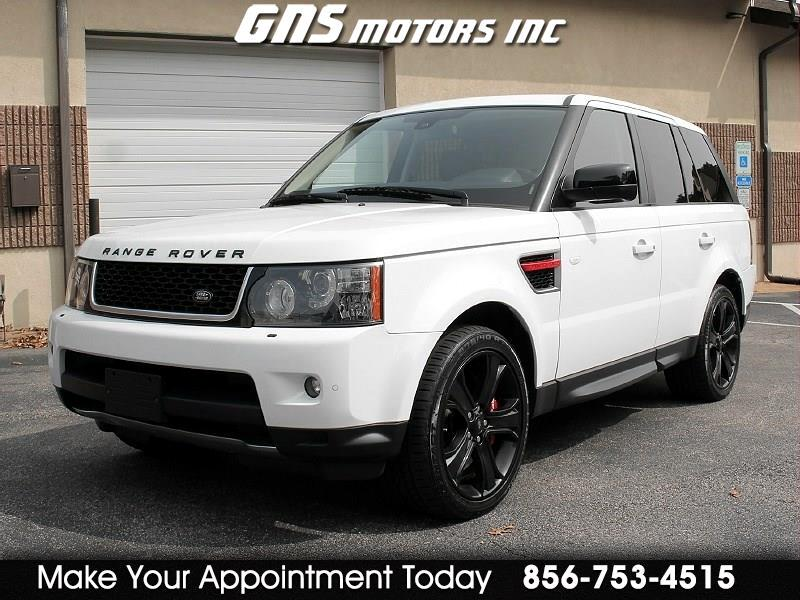 Land Rover Range Rover Sport 4WD 4dr SC Limited Edition 2013
