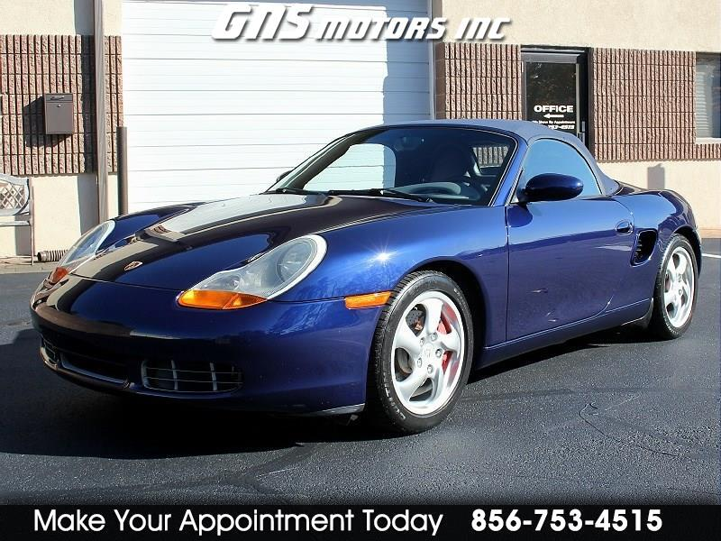 Porsche Boxster 2dr Roadster S Tiptronic 2002