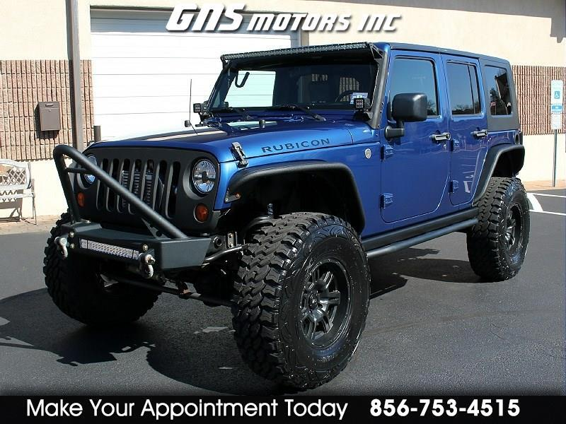 Jeep Wrangler Unlimited 4WD 4dr Rubicon 2010