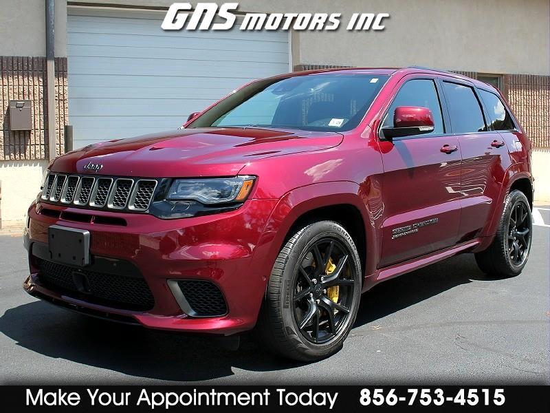 Jeep Grand Cherokee Trackhawk 4x4 2019