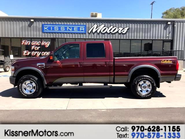 2009 Ford F-350 SD XL Crew Cab 4WD