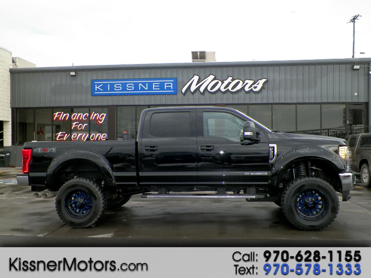 2018 Ford Super Duty F-350 SRW XL 4WD Crew Cab 6.75' Box