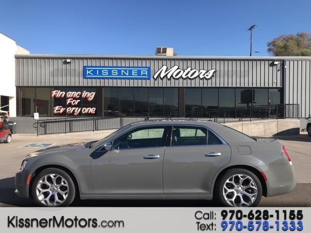 Chrysler 300 4dr Sdn 300C Platinum RWD 2017