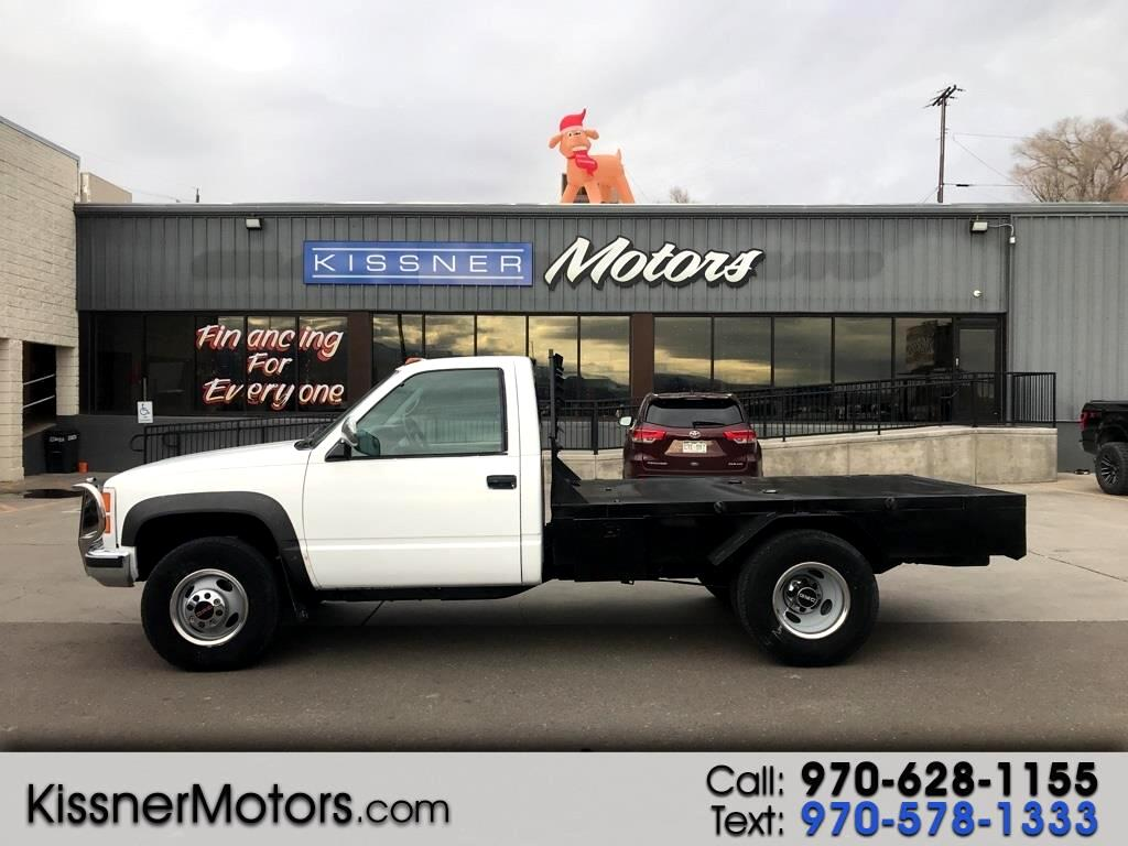 GMC Sierra 3500  1998