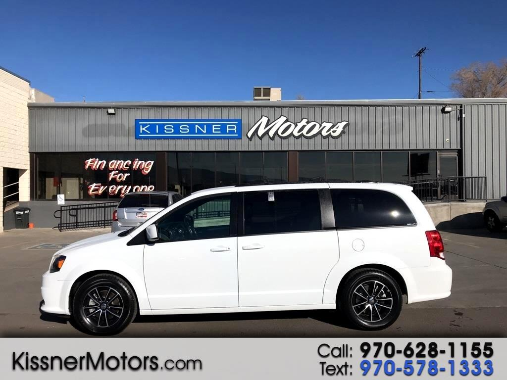 used 2018 dodge grand caravan gt for sale in grand junction co 81501 kissner motors used 2018 dodge grand caravan gt for