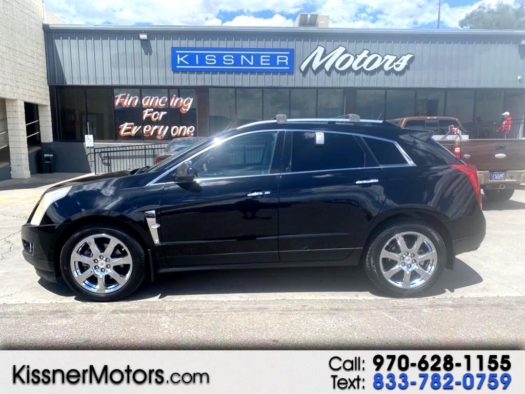 Cadillac SRX AWD 4dr Performance Collection 2011