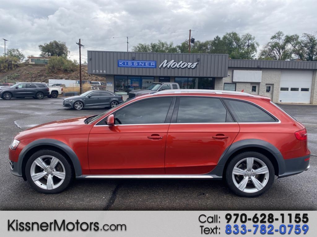 Audi allroad 4dr Wgn Premium  Plus 2013