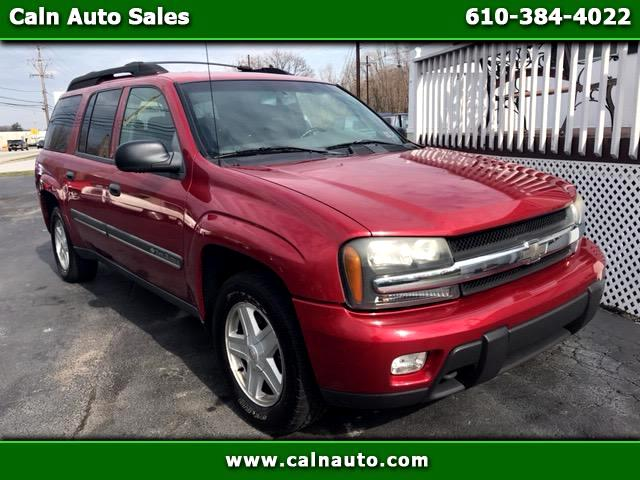 2002 Chevrolet TrailBlazer EXT EXT LT 4WD