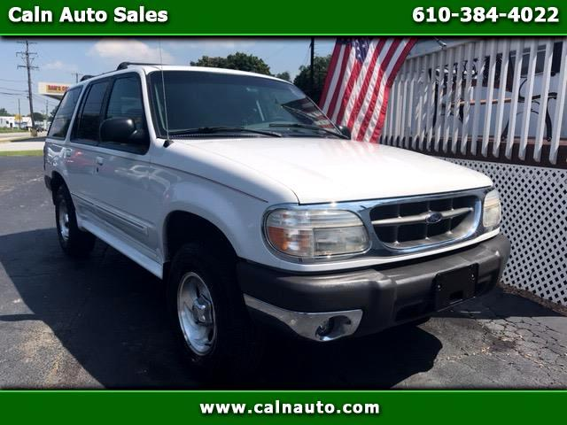 1999 Ford Explorer XLT 4-Door 4WD
