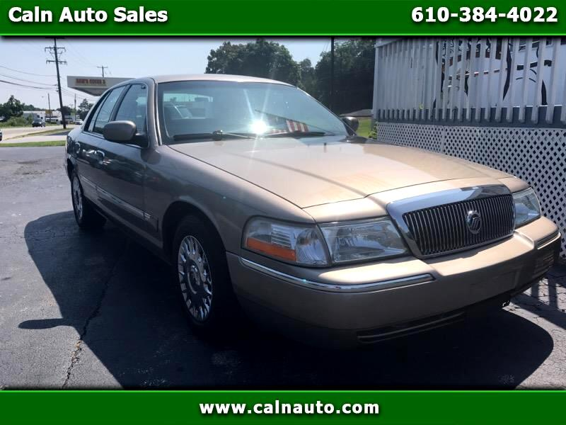 Mercury Grand Marquis GS 2003