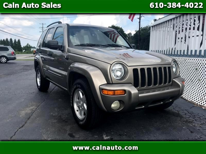 2004 Jeep Liberty 4WD 4dr Limited