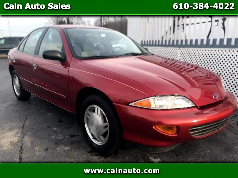 Chevrolet Cavalier LS 1997